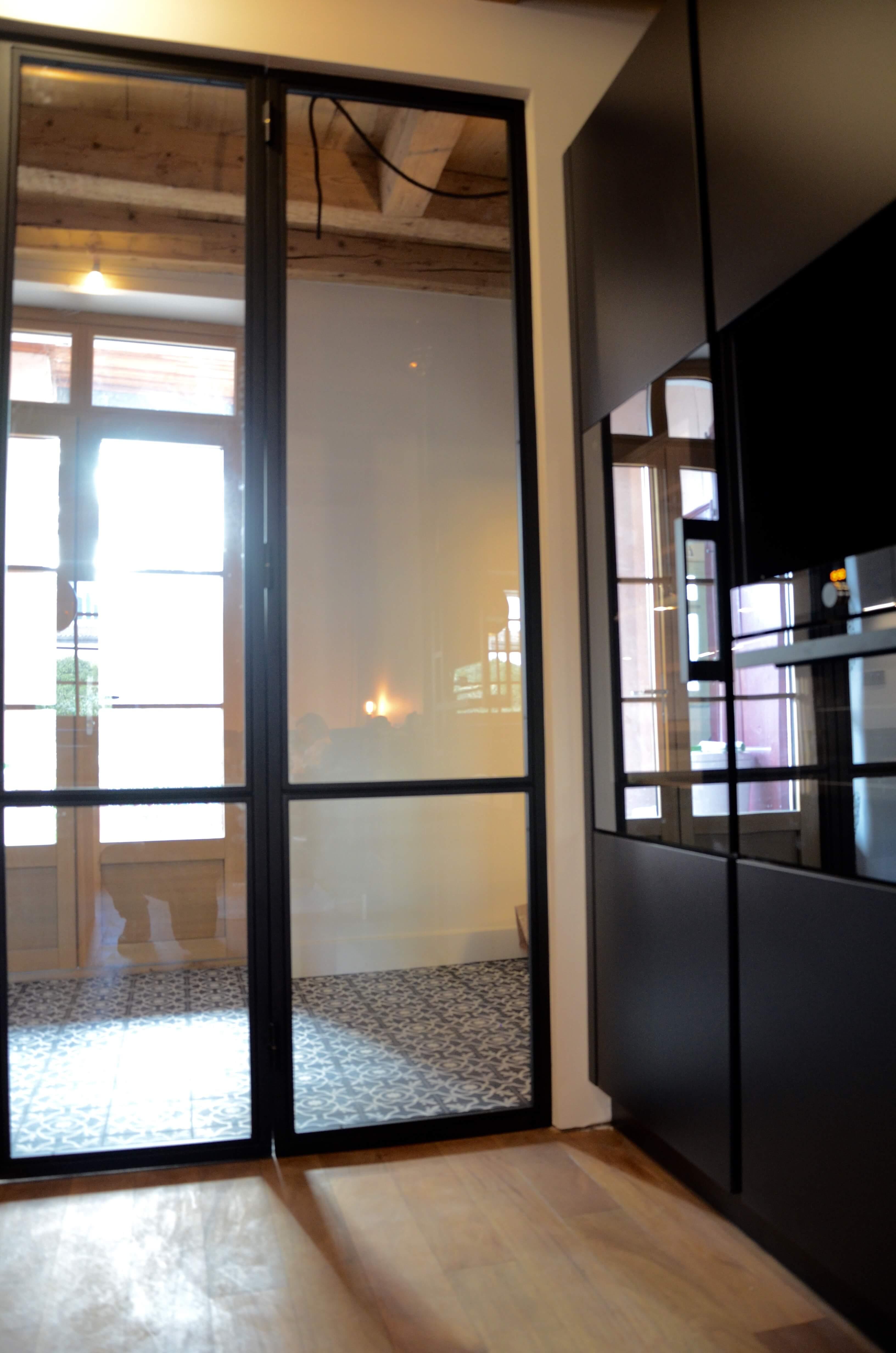 Robi design Métallique Annecy Verrière D'entrée Menthon-St-Bernard 7431