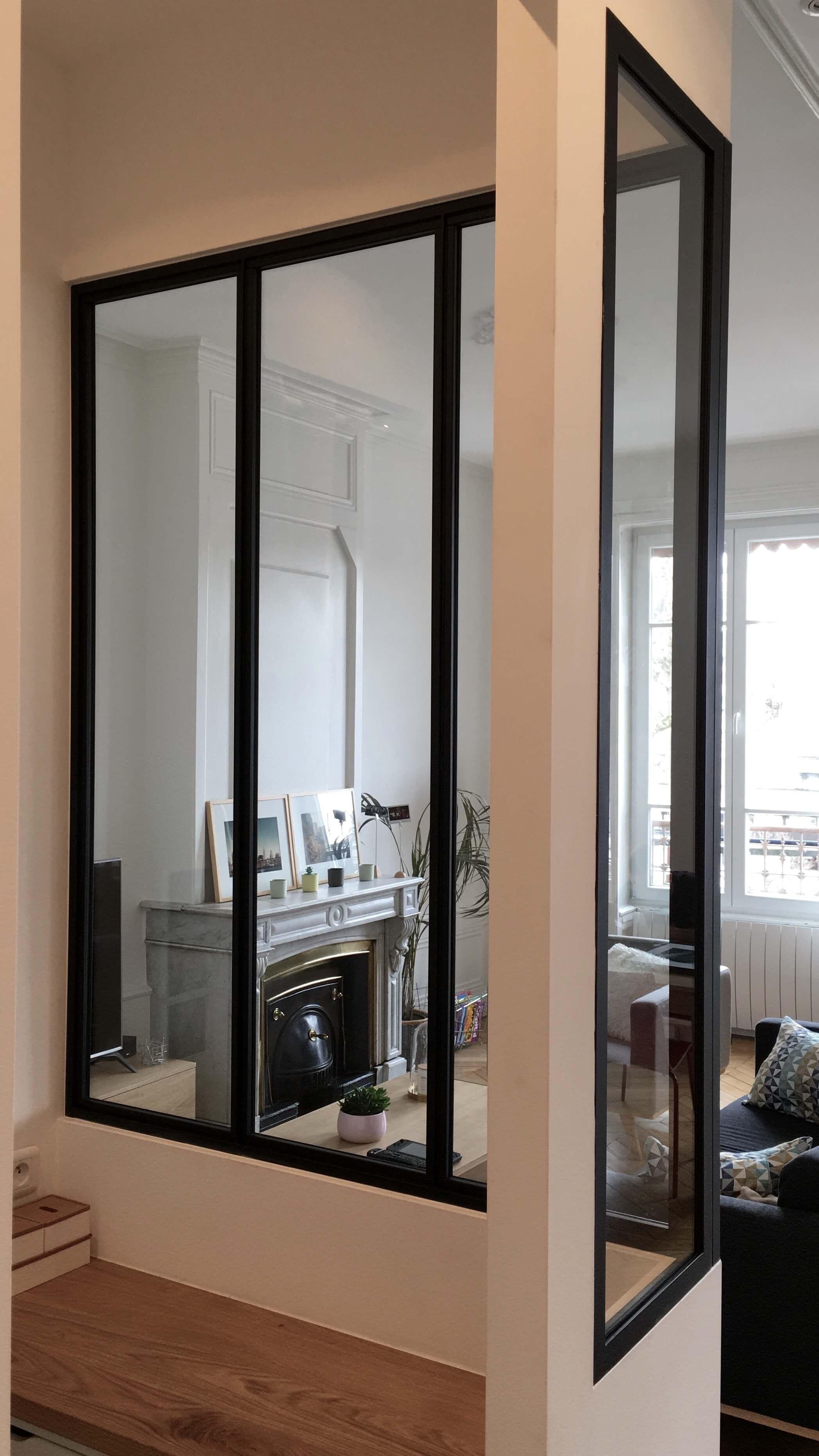 Robi design Métallique Annecy Verrière d'angle LYON 6951