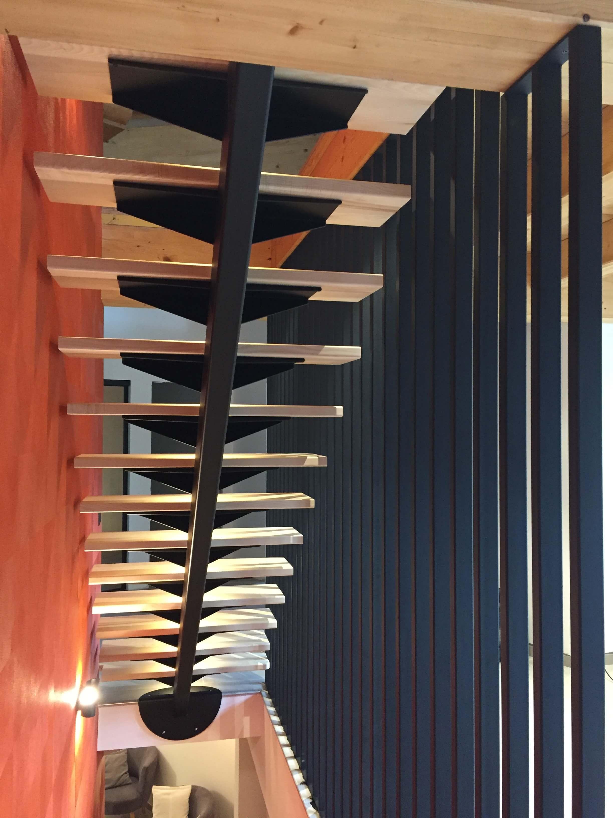 Robi design Métallique Annecy agencement intérieur verrière claustra Tarentaise 7318