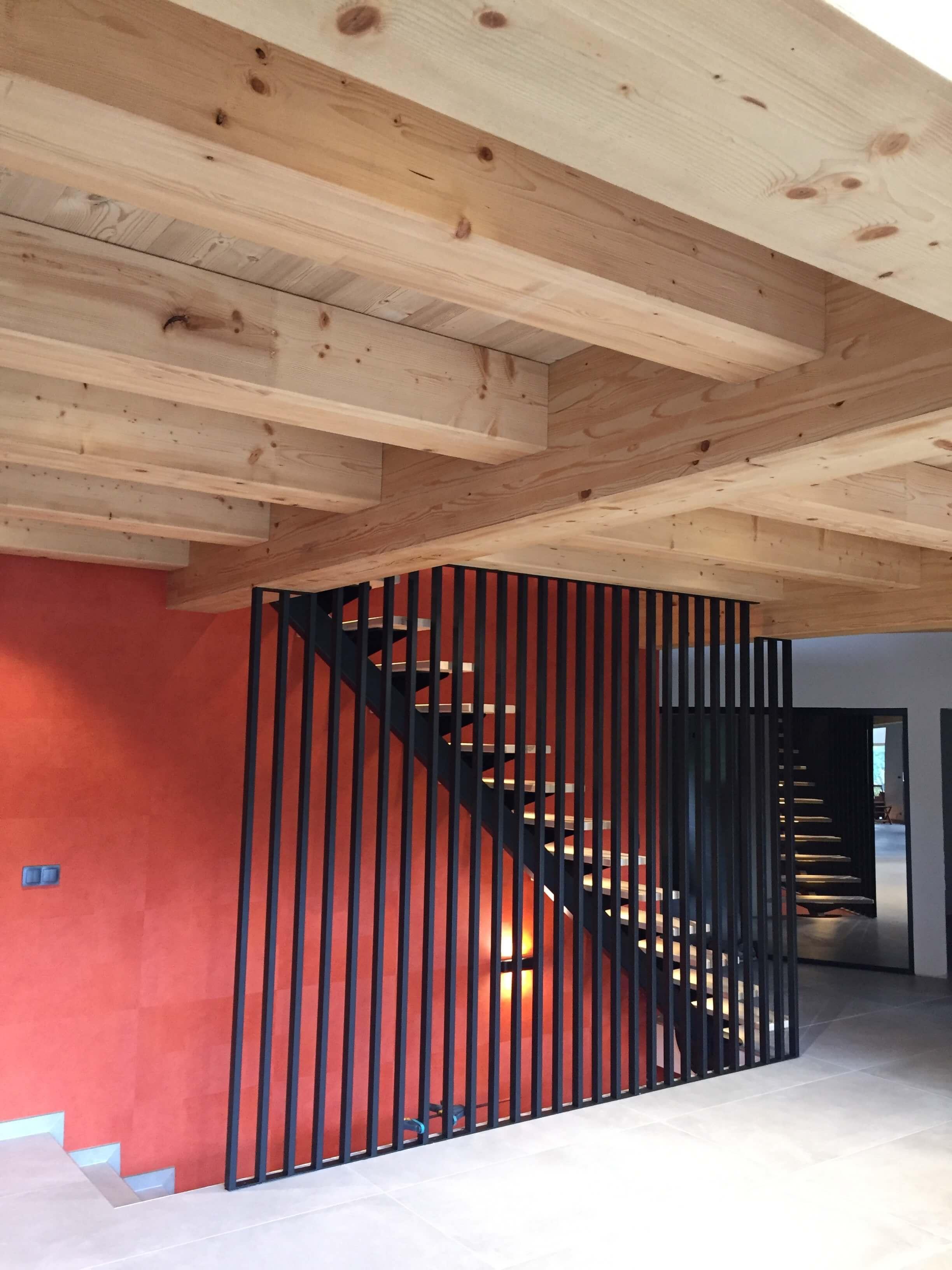 Robi design Métallique Annecy agencement intérieur verrière claustra Tarentaise 7322