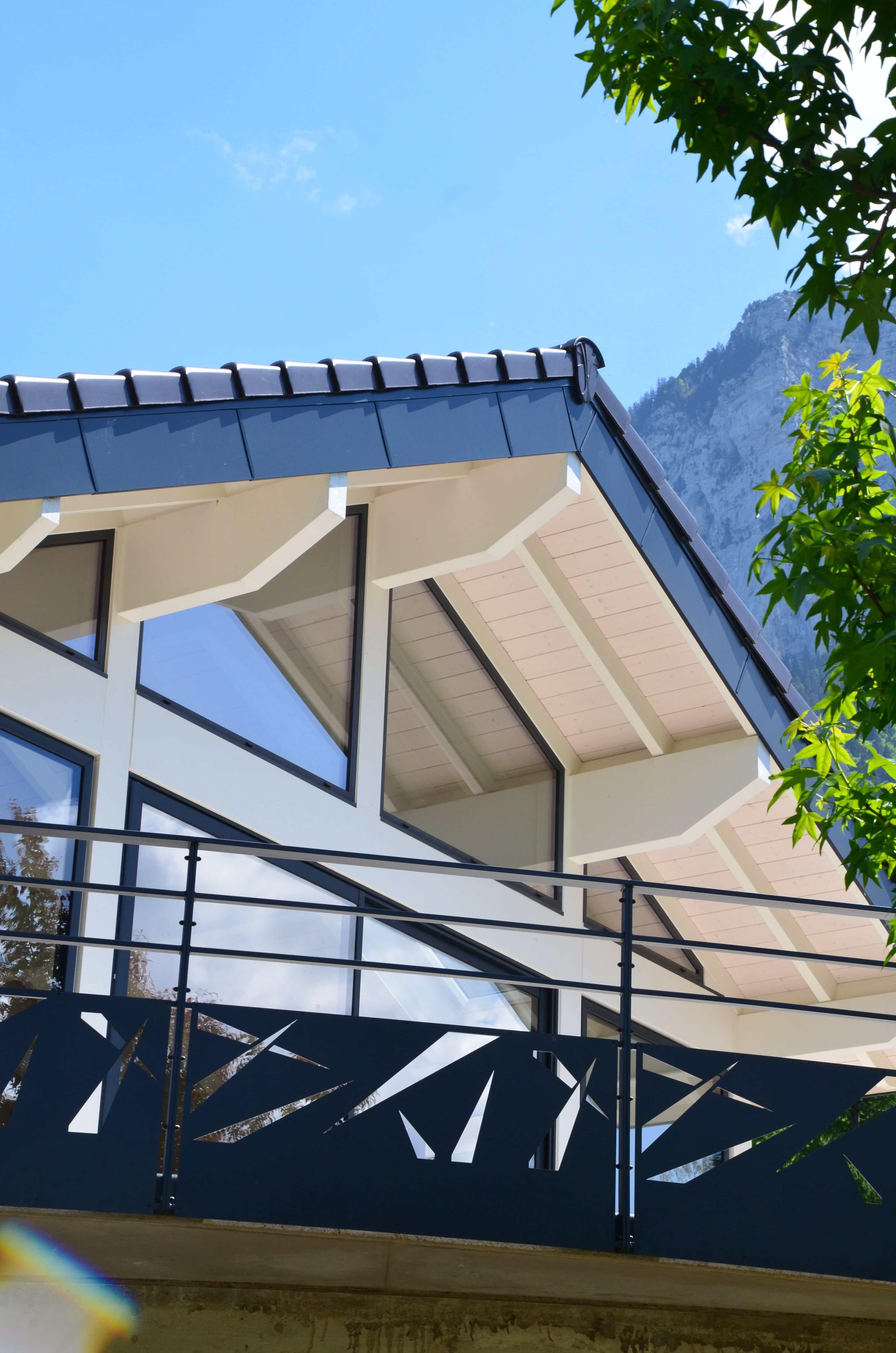 Robi design Métallique Annecy Garde-corps extérieur Diny-St-Clair 7423-min