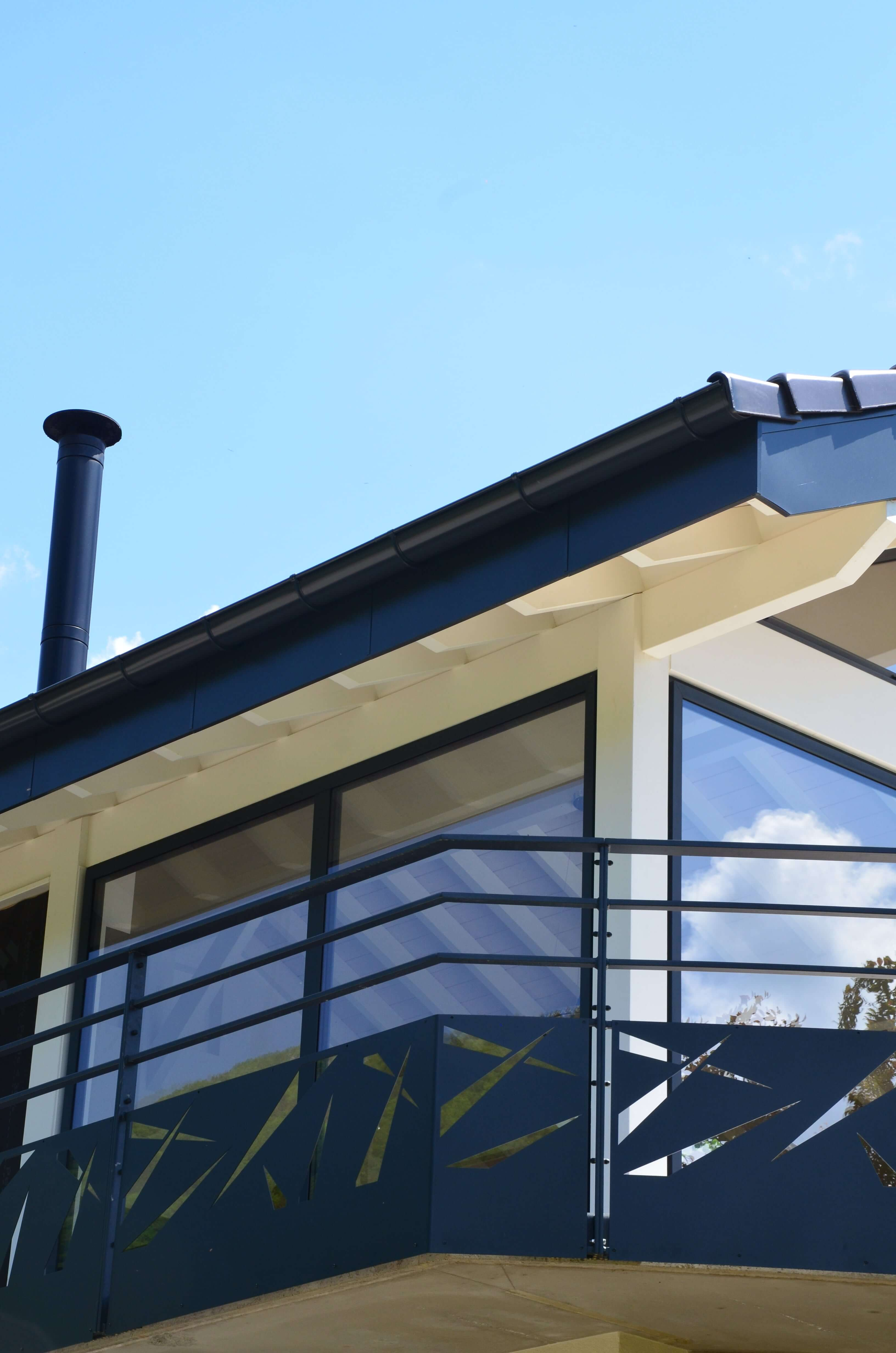 Robi design Métallique Annecy Garde-corps extérieur Diny-St-Clair 7424-min