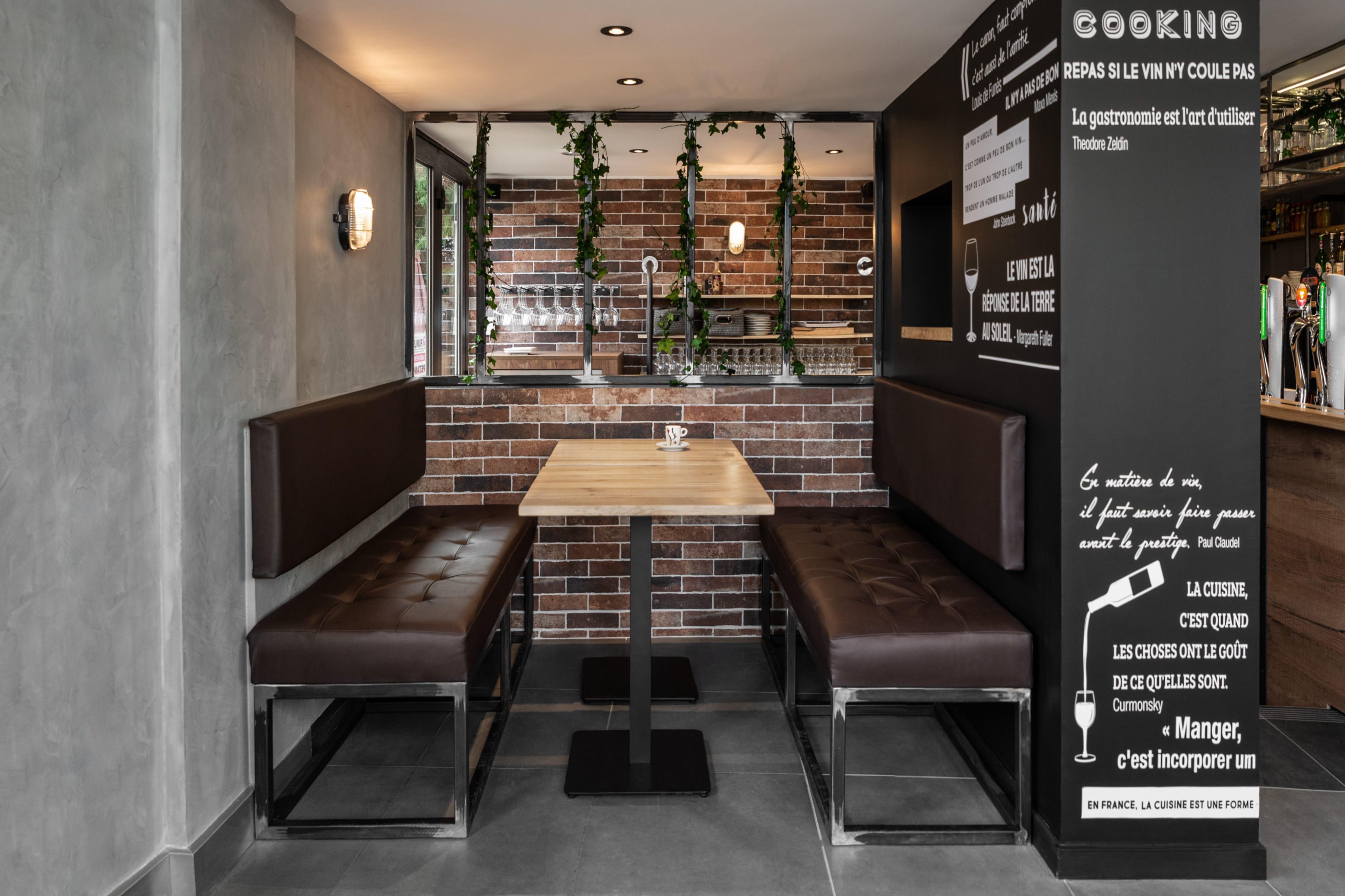 ROBI Design Metallique Annecy, Café des sports Rumilly-min