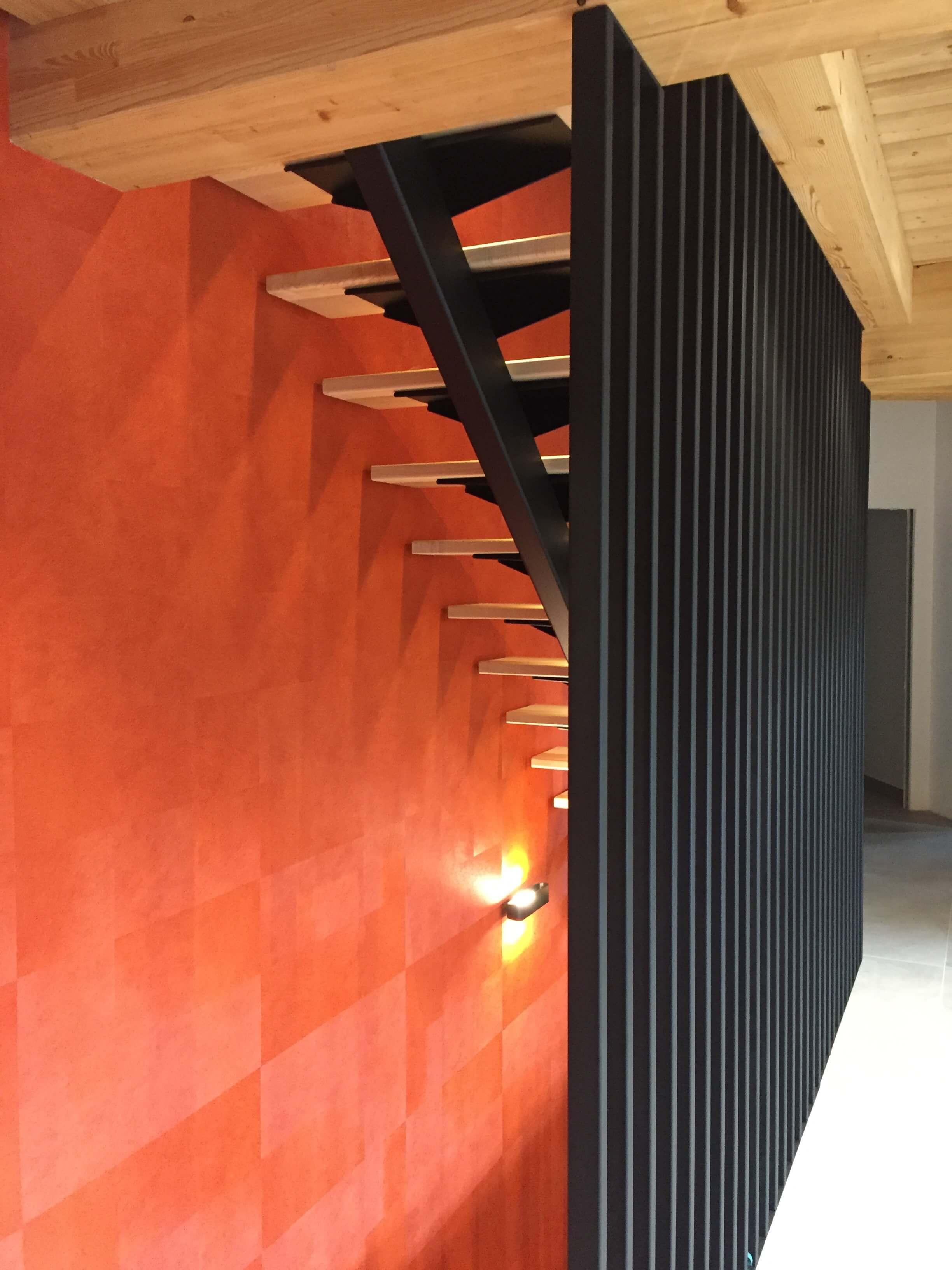 Robi design Métallique Annecy agencement intérieur verrière claustra Tarentaise 7321
